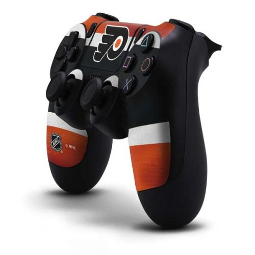 size 40 7f43c 15029 Philadelphia Flyers Alternate Jersey PS4 Controller Skin