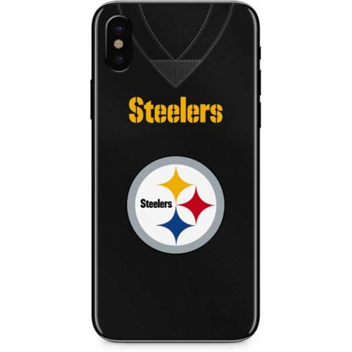 competitive price e70e2 47f08 Pittsburgh Steelers Team Jersey iPhone XS Max Skin