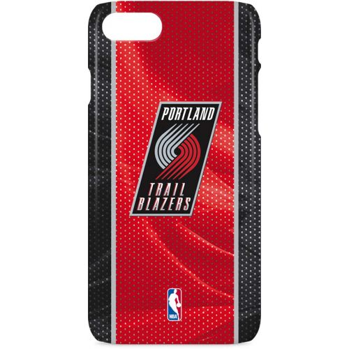 new arrival bfa92 4038e Portland Trail Blazers Away Jersey iPhone 7 Lite Case