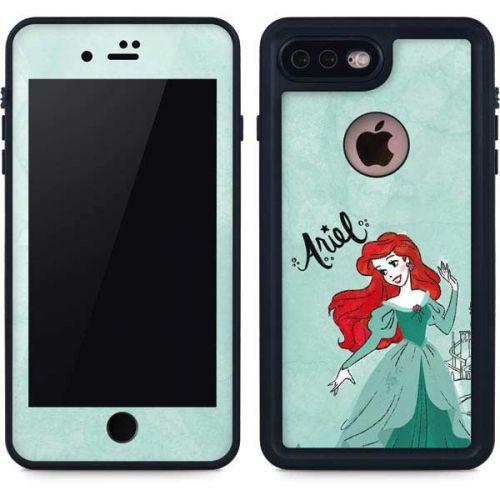 Princess Ariel iPhone 7 Plus Waterproof Case
