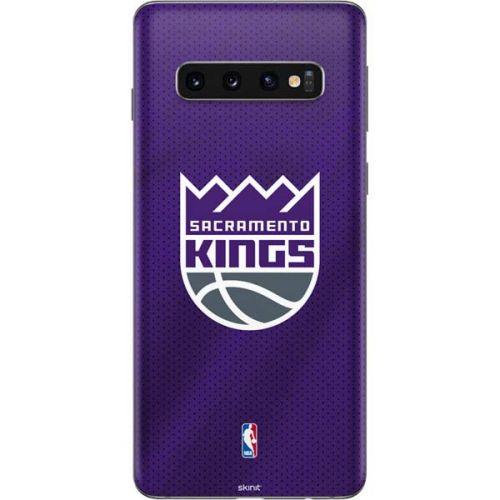quality design e6c25 5d3db Sacramento Kings Jersey Galaxy S10 Skin