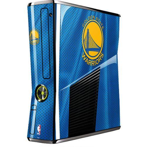 cheaper 66b70 92c7d Golden State Warriors Jersey Xbox 360 Slim (2010) Skin