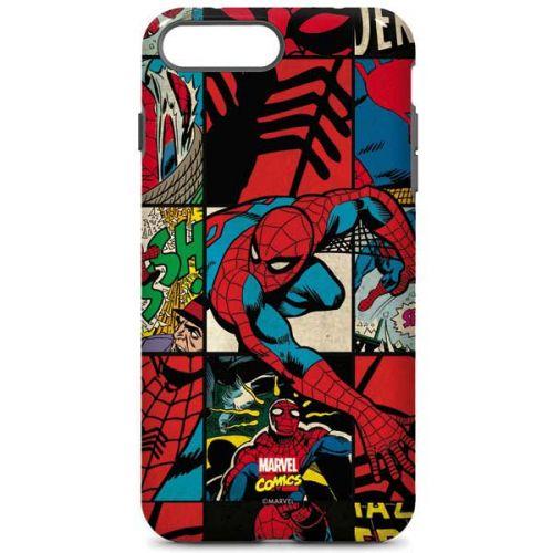 Spider-Man Action Grid iPhone 7 Plus Pro Case