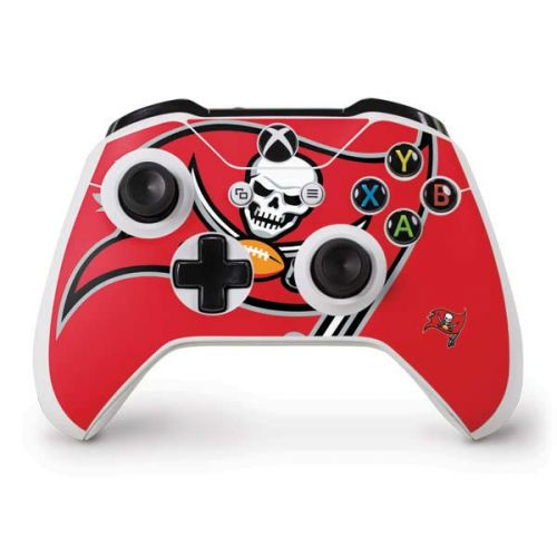 tampa bay buccaneers large logo xbox one s controller skin nfl tampa bay buccaneers large logo xbox one s controller skin