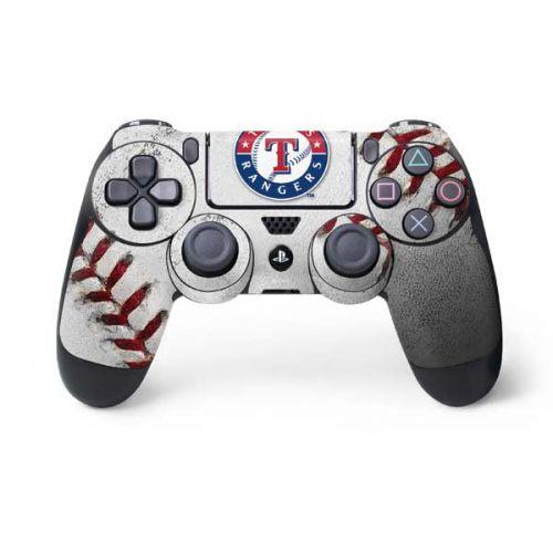 Texas Rangers Game Ball Ps4 Controller Skin Mlb