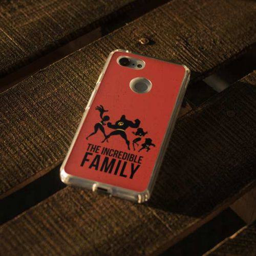 DISNEY THE INCREDIBLES ICONIC FAMILY iphone case