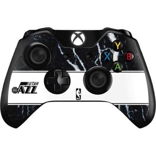 Utah Jazz Marble Xbox One Controller Skin