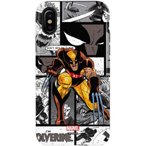 Wolverine Marvel Comics 2 iphone case
