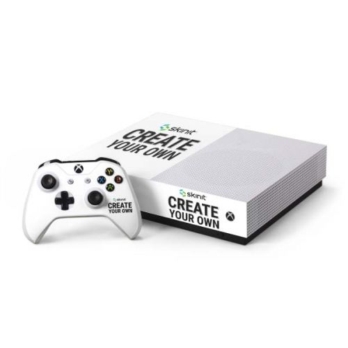 Create Your Own Xbox One S All-Digital Edition Bundle Skin