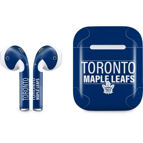 Toronto Maple Leafs Lineup Airpods Skin Nhl