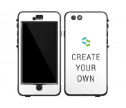 Custom LifeProof Nuud iPhone 6 Plus Skin