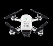 Custom DJI Spark Drone Skin