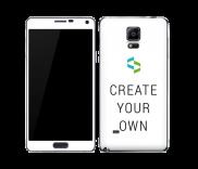 Custom Galaxy Note 4 Skin