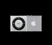 Custom iPod Shuffle (4th Gen) Skin