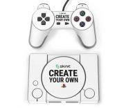 Custom PlayStation Classic Bundle Skin