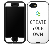 Custom LifeProof Nuud iPhone 7 Skin
