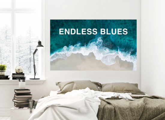 Poster Cut Wall Skins