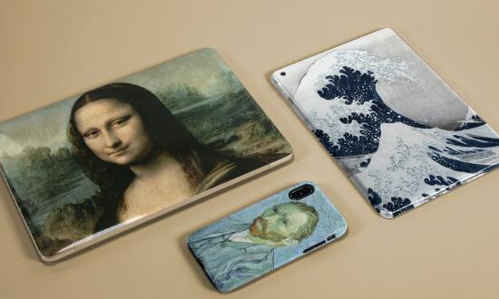 Shop Classic Art Cases & Skins