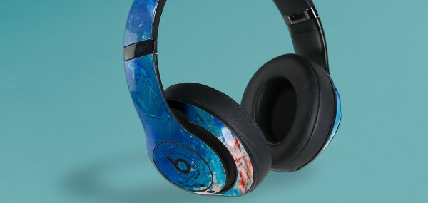 Shop Custom Audio Skins