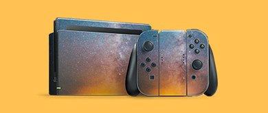 Shop Custom Nintendo Skins