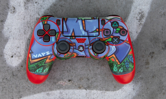 Create Your Own PS4 Skins