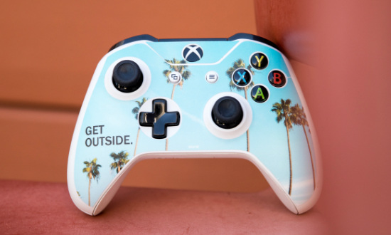 Shop Custom Xbox Controller Skins