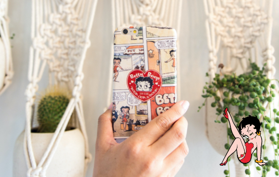 Betty Boop Cases & Skins