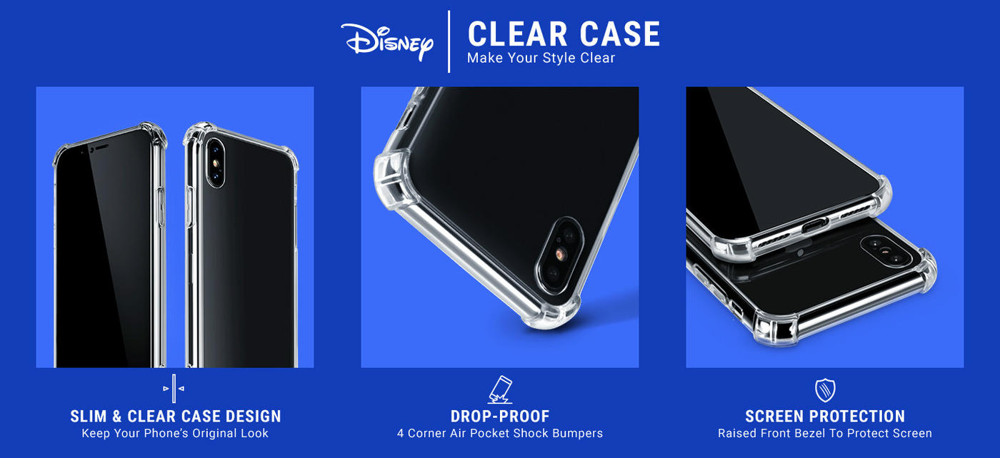 Maleficent Galaxy Note 10 Plus Clear Case 5