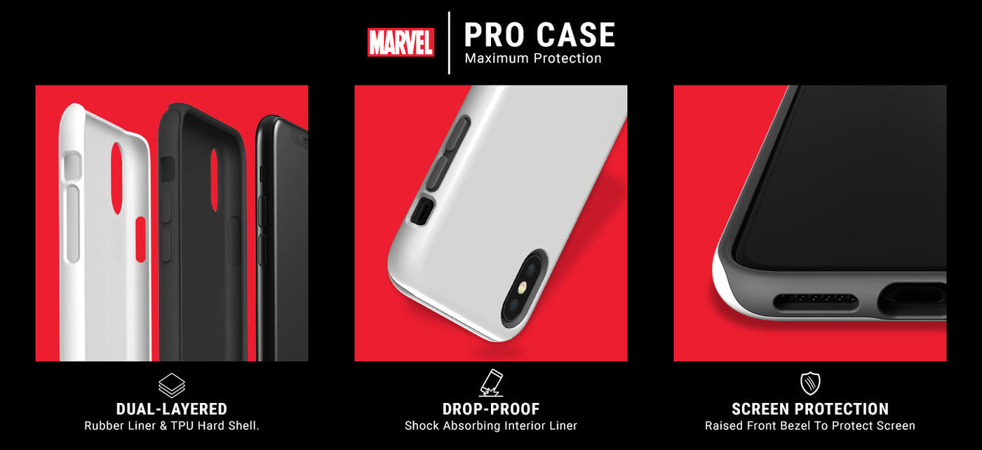 Web-Slinger Spider-Man Comic Galaxy S10 Plus Pro Case 5