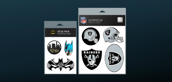 Shop Decal Packs