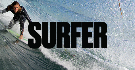 Shop SURFER Magazine Designs