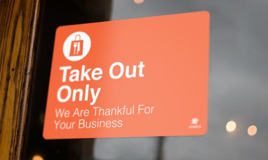 Shop Window Signs